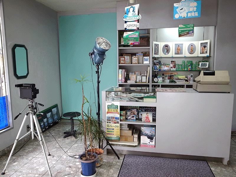 スタジオ機材